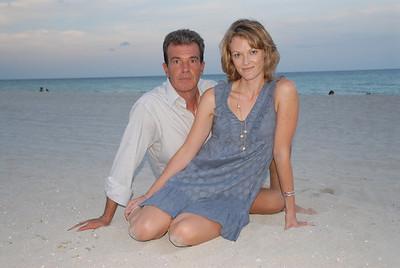 Tom C & Megan R