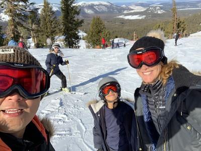 2019.12.30 Mammoth ski
