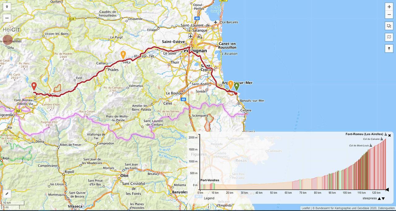Prólogo ruta ACs y campers por el Pirineo
