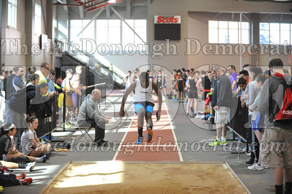 HS Coed Tr Indoor @ Monmouth Coll 03-18-14
