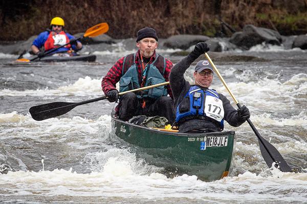 Kenduskeag Stream Canoe Race 2021