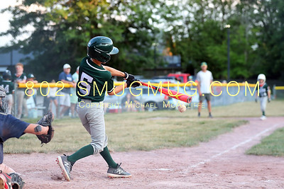 Middlebury at Shelburne Red Sox July 8th 2020