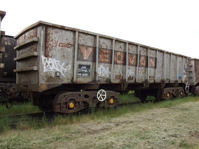 JUA (PR) - Bogie Aggregate Wagon 'Inner'