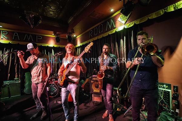 Honey Island Swamp Band @ Little Gem Saloon (Wed 5/1/19)