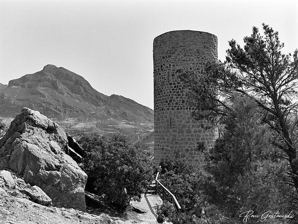 Roll 194 - Near Área Recreativa Cuadros, Parque natural de Sierra Mágina