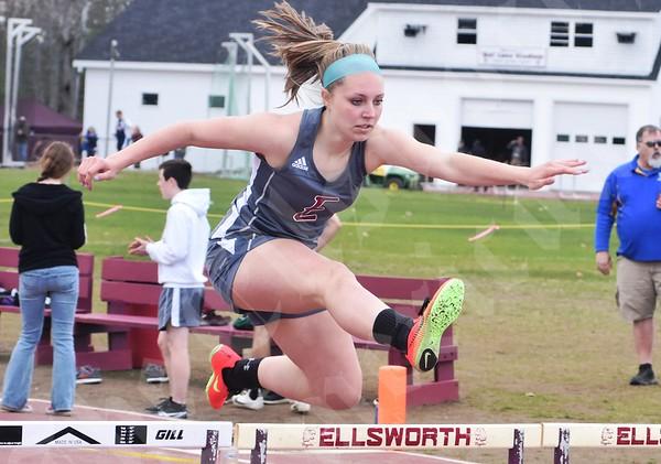 5/4/19 Ellsworth Outdoor Track Meet