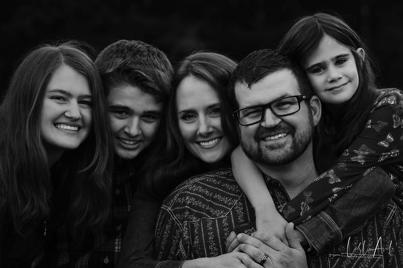 Evans Family 1.12.2020