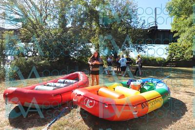 Lower James Rafting - September 25