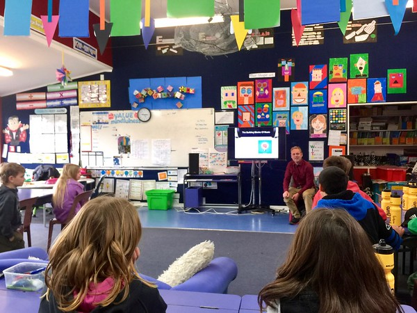Young BeatMakers Workshop at Whareama School
