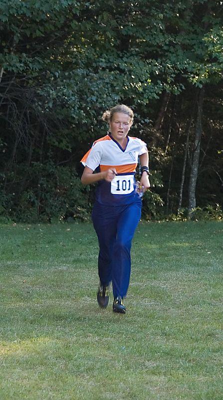 Viktoria Brautigam (CSU) in Sprint-O   (Sep 10, 2005, 05:10pm)