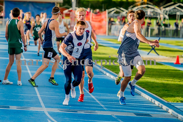 State Track and Field Day 1 May 15, 2015