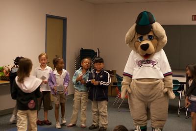 Jason's 2008 School Field Trip To Food Services