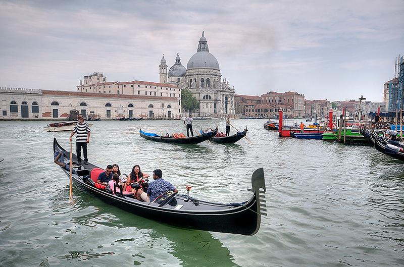 San Marco Pier