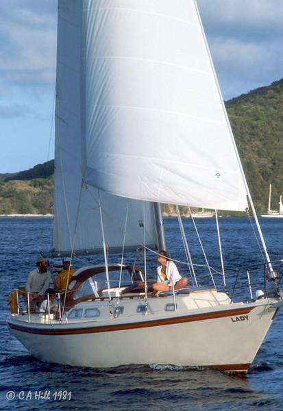 1980-1981, Caribbean