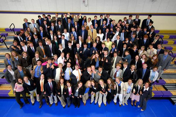 Senior Class Photo