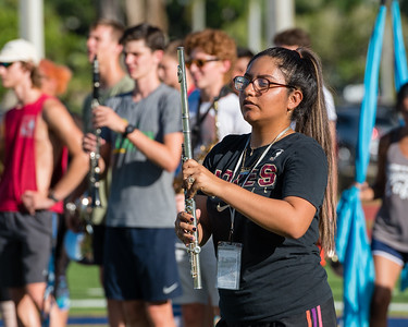2018 Band Practice 8-6-2018