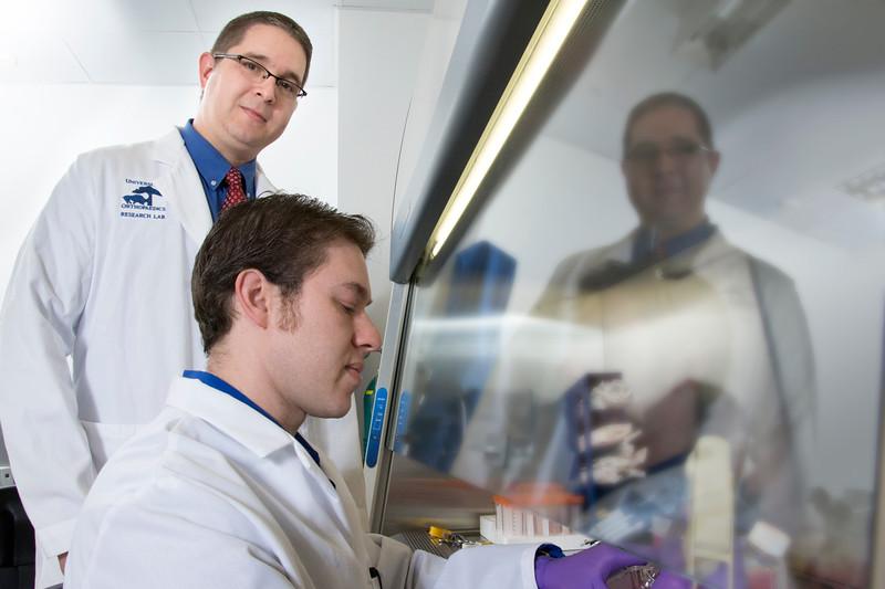Mark Ehrensberger PhD; Department of Biomedical Engineering; Assistant Professor of Biomedical Engineering