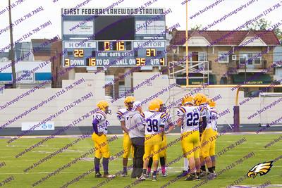 20151001 - Freshman Football vs Lakewood