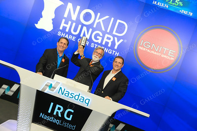 Ignite Restaurant Group - Share Our Strength No Kid Hungry