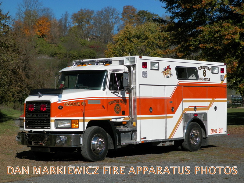 REEDSVILLE FIRE & RESCUE CO.