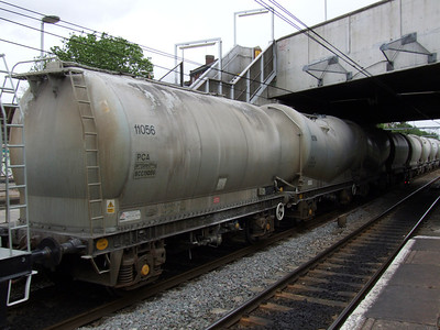 PCA (BCC) - 2 Axle Cement Tank Wagon