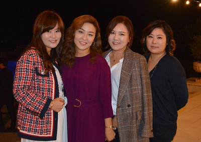 LCFEF Hosts Korean Outreach Dinner