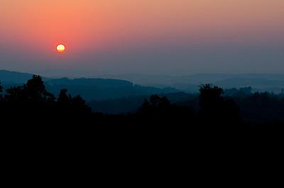 Berks County Sunrise - July_22_2011