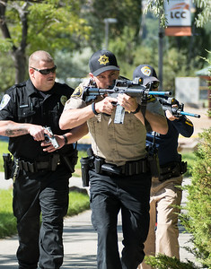 2016 Active Shooter Training Drill at Lassen College