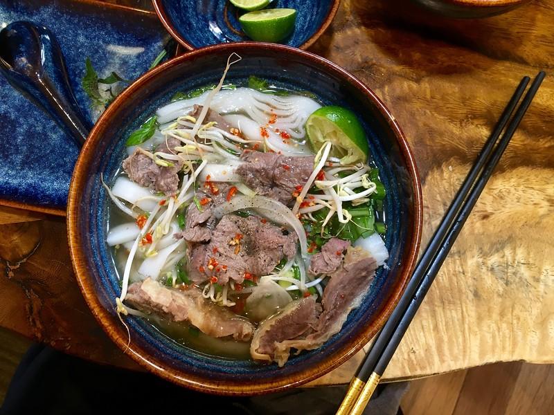 Pho - what to eat in Hanoi