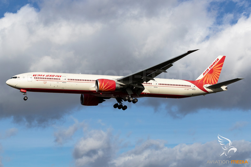 Air India / Boeing 777-300 / VT-ALP