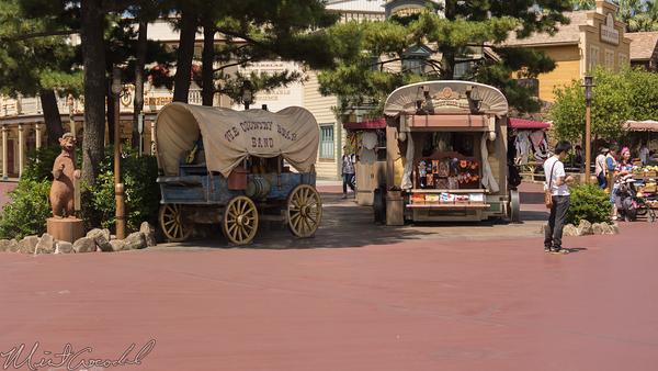 Disneyland Resort, Tokyo Disneyland, Westernland, Frontierland