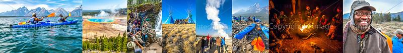 Namibians in Montana & Wyoming - Austin Adventures