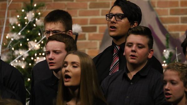Christmas Concert KCHS 12/3/18