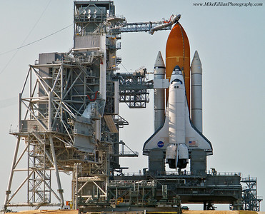 STS-125 Atlantis - Final Mission to the Hubble Telescope