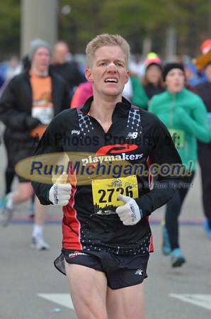 5K Top Finishers - 2014 Detroit Turkey Trot
