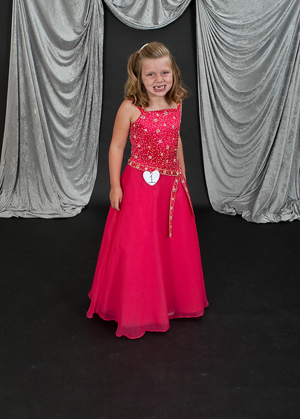 Little Miss Heart of USA