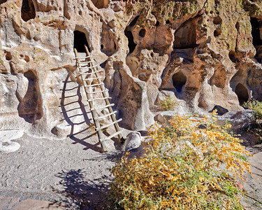 Bandelier National Monument and Tent Rocks National Monument
