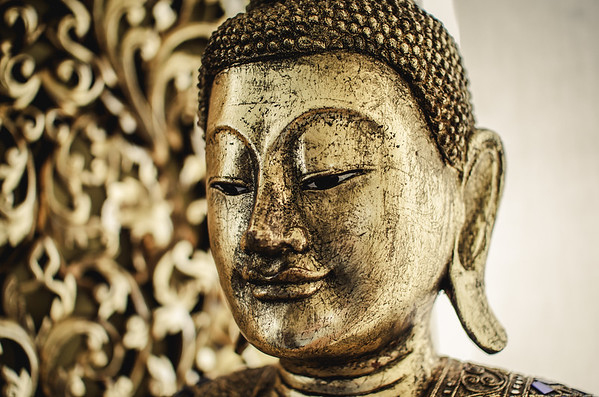 Buddhas and Faces