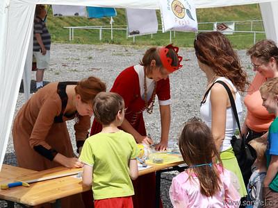 Dětský den ve Slivenci 2011