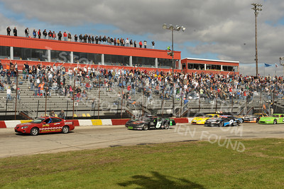 Rockford Speedway - 45th annual National Short Track Championships - Sunday October 3rd, 2010