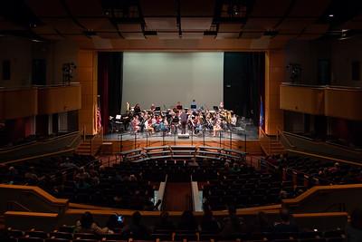 NHHS Band Trip 2018 Pre-Concert