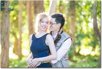 Marissa + Daniel