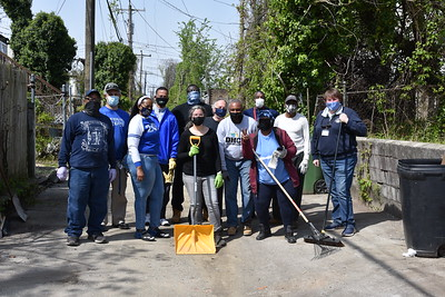 Mayor's Annual Spring Cleanup 2021-4.24.21