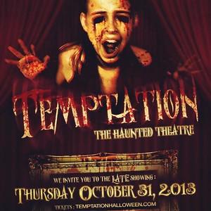 Temptation Halloween Party October 31, 2013 Coming Soon!