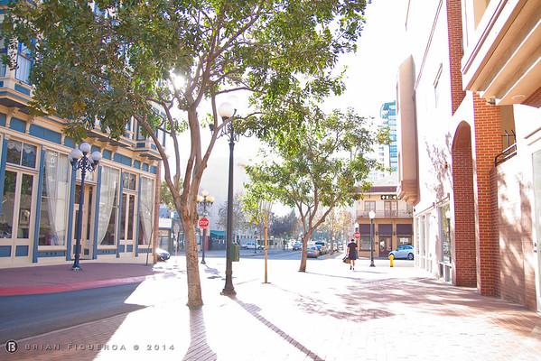 02.23.2014 - Downtown BTS