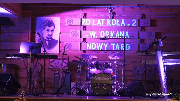 90-lecie Koła Nr 2 im. Władysława Orkana Nowy Targ