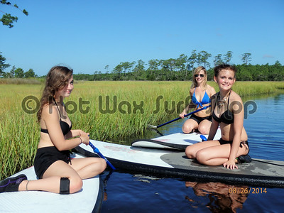08-26-14 Private SUP Eco Tour