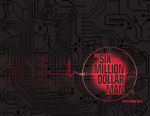 Six Million Dollar Man - NBCUniversal TV Consumer Products