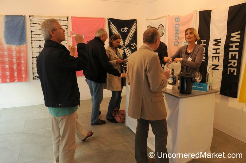 Wine Tasting and Modern Art - Berlin, Germany
