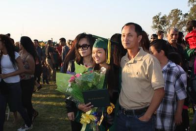 Melinda's Graduation
